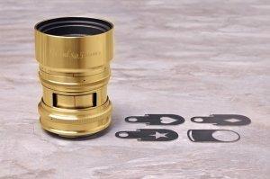 Petzval 80.5mm F/1.9 MKII SLR Art Lens - 180th Anniversary Edition