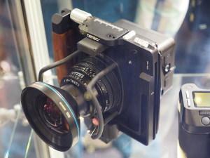 Phase One 100Mp IQ1 & 2 New Blue Ring Lenses