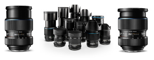 Phase One Announces First Schneider Kreuznach Blue Ring Zoom Lenses