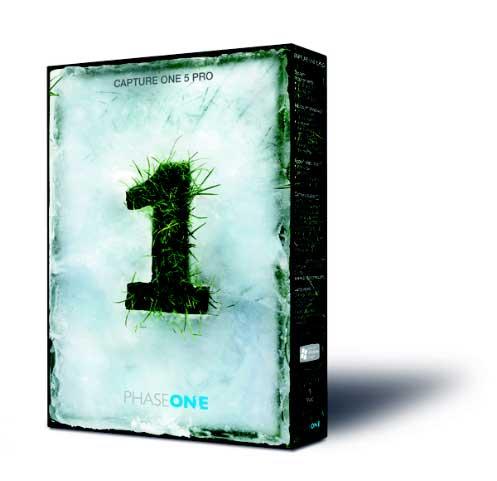 Phase One Capture One 5 Pro Box