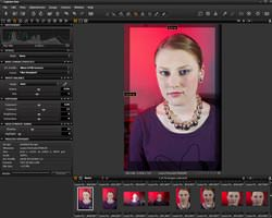 Phase One Capture One 5 layout