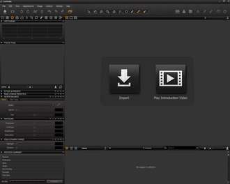 Catalogues are new for Capture One Pro 7, providing more options for organising files on import.