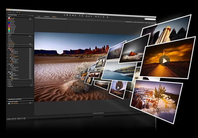 Phase One Media Pro Photo Management App