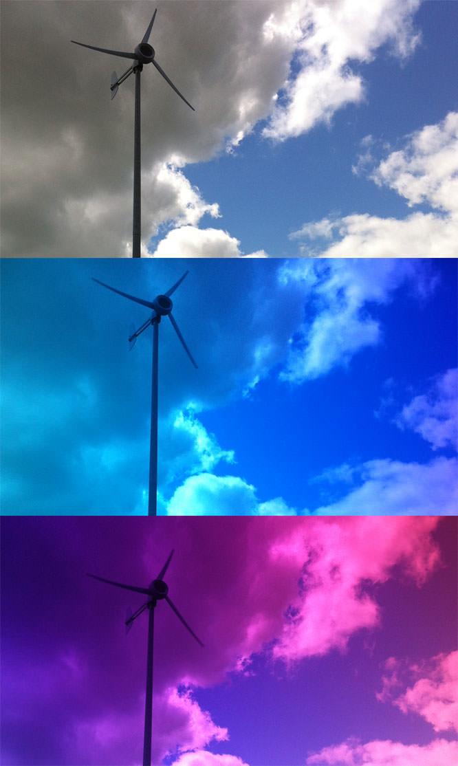 Turbine Sky