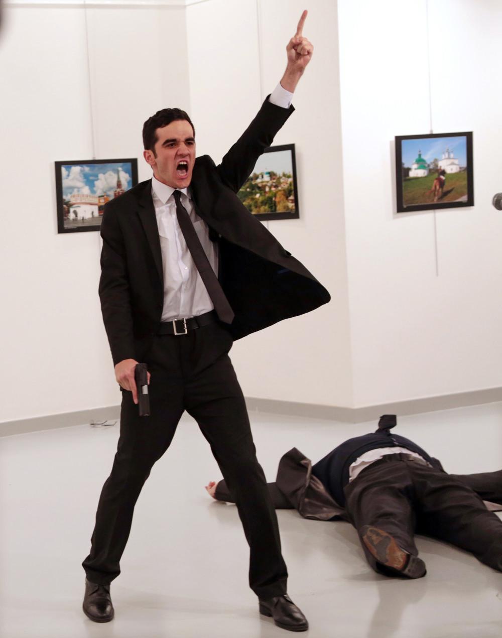 An Assassination in Turkey