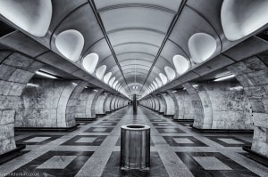 Photo Of The Week Goes To B&W Station