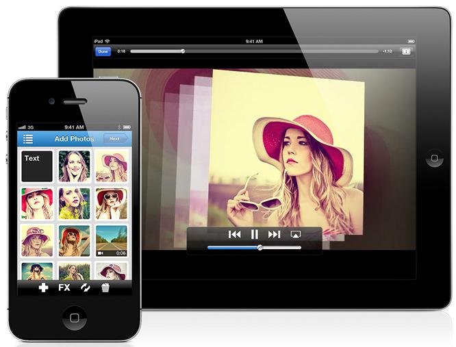 Photodex app