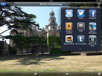 Photofast I Flashdrive Hd Ipad App Screenshot 10