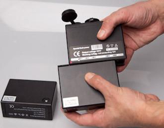 Photoflex TritonFlash battery pack