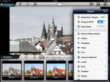 Photogene For iPad Screen Shot 8