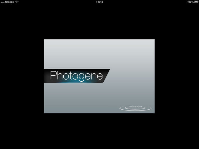 Photogene For iPad Screen Shot 1
