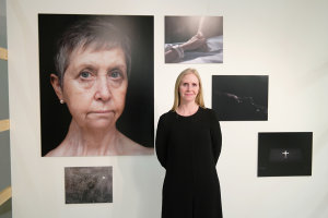 Photographer Lauren Forster's Solo Exhibition Is A Hit In London