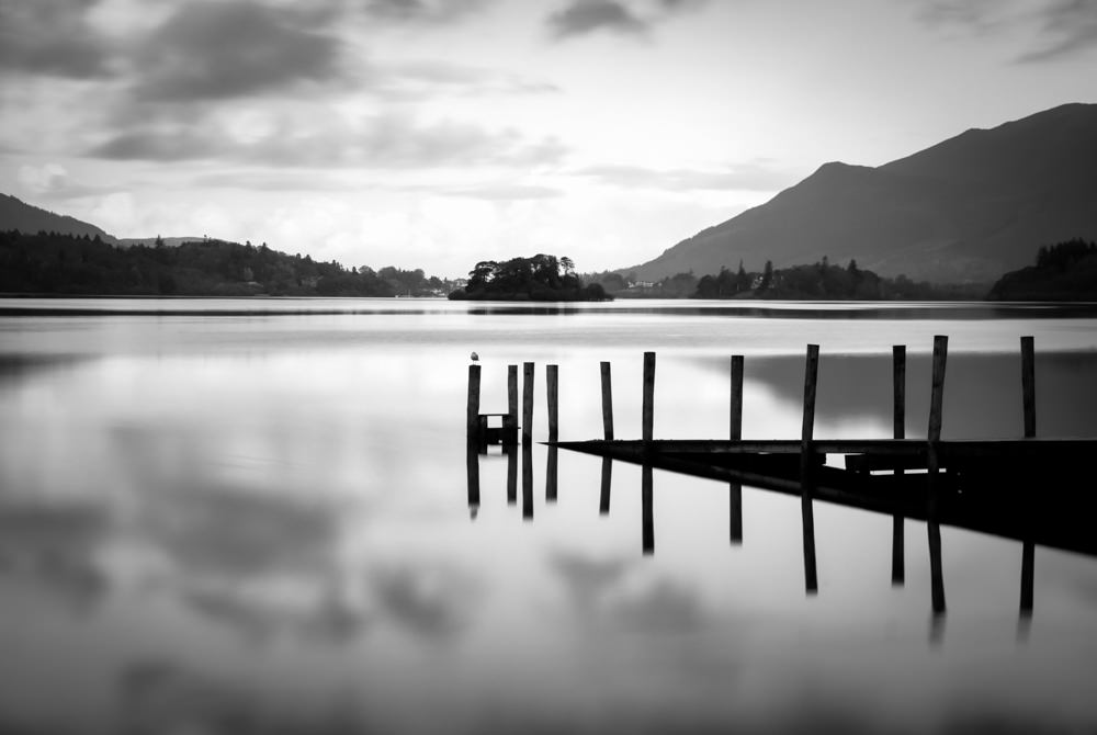 Jetty, Lake District