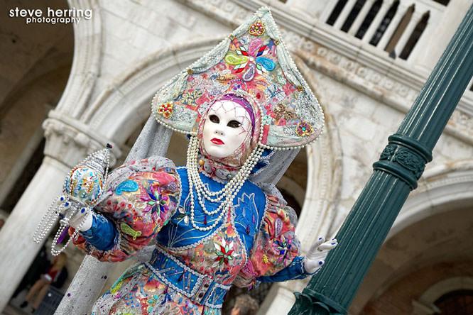 Venice Carnival.