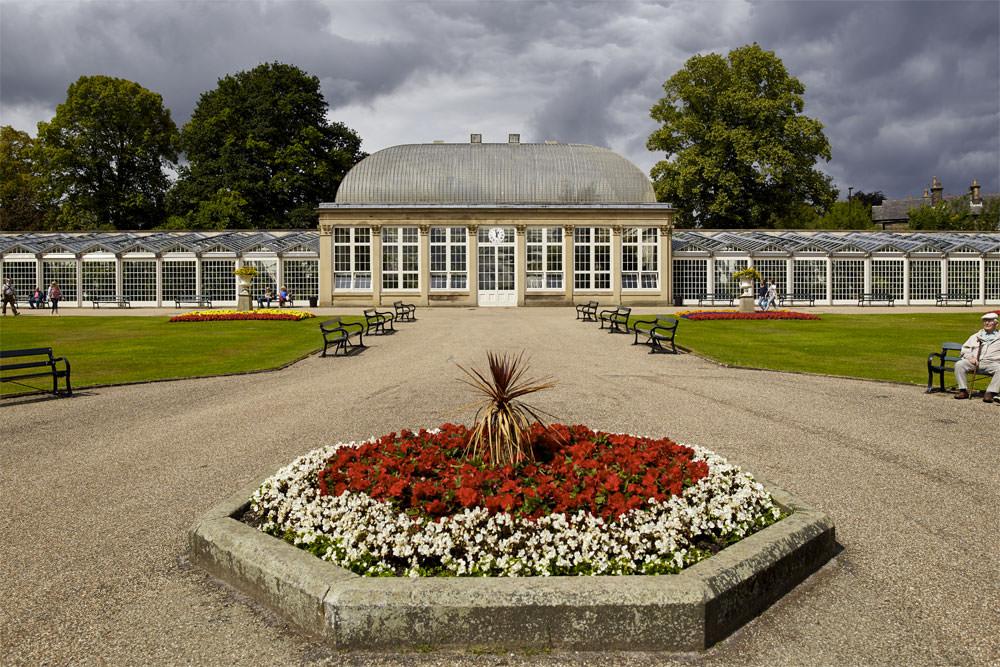 Sheffiald botanical gardens