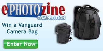 Vanguard camera bag competition