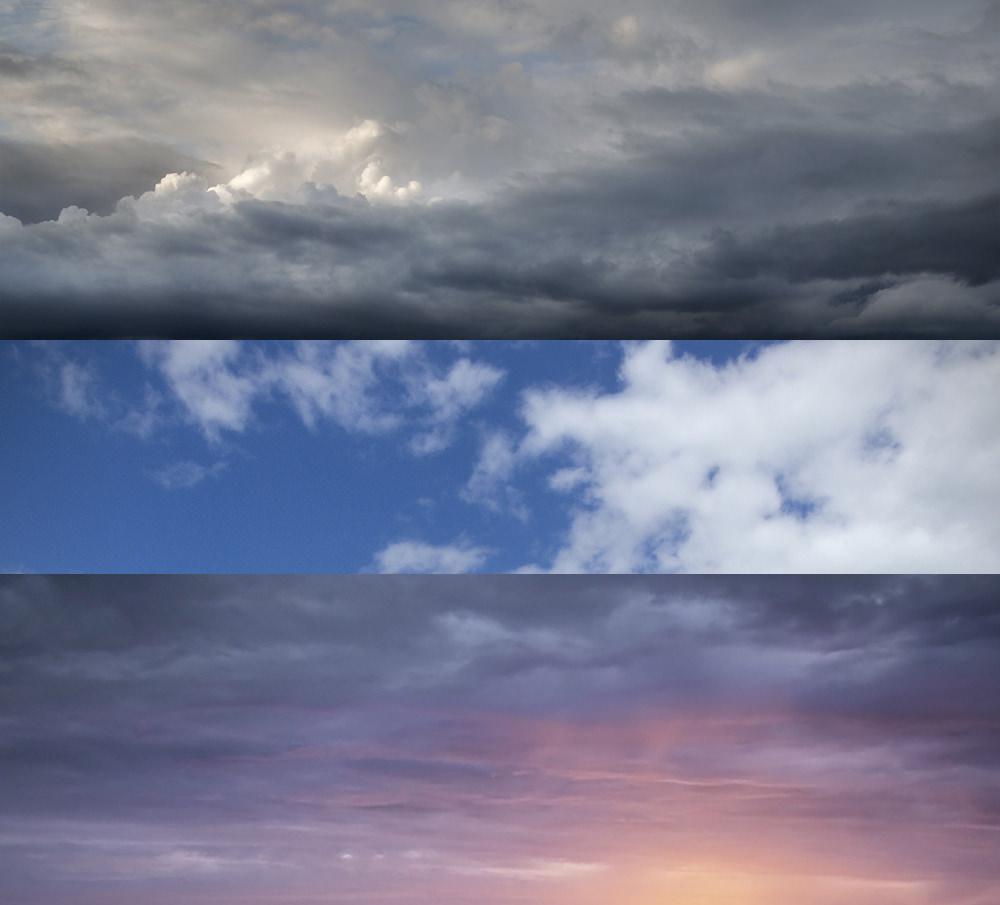 Photograph the sky