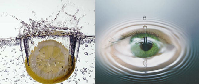 High Speed Photography In Water