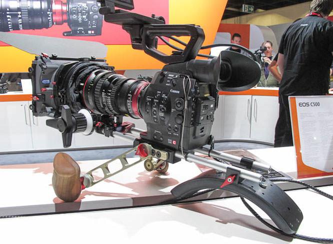 C500 video camera