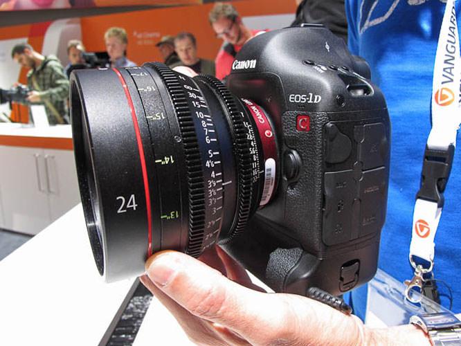 Canon EOS 1 DC