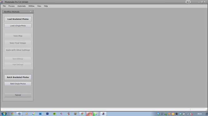 Photomatix Pro 5 Screenshot 2
