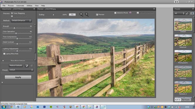 Photomatix Pro 5 Screenshot 3
