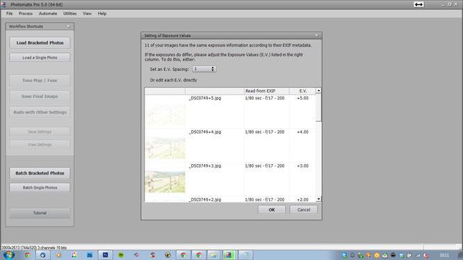 Photomatix Pro 5 Screenshot 4