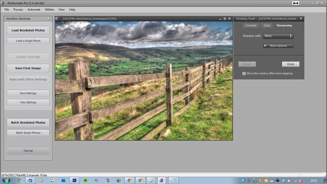 Photomatix Pro 5 Screenshot 6