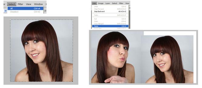 Copy>Paste Image