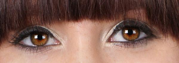 Eyes enhanced