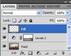 Add a new layer