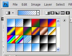 Pick a gradient