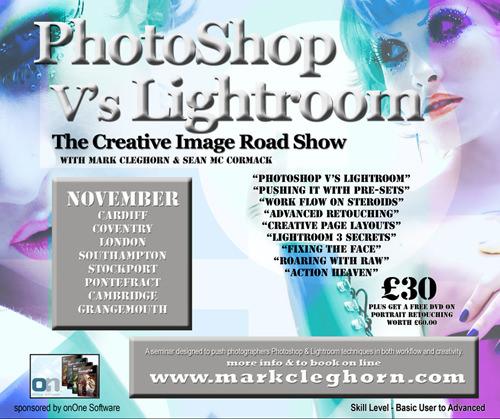 PhotoTraining4U Photoshop V Lightroom Tour