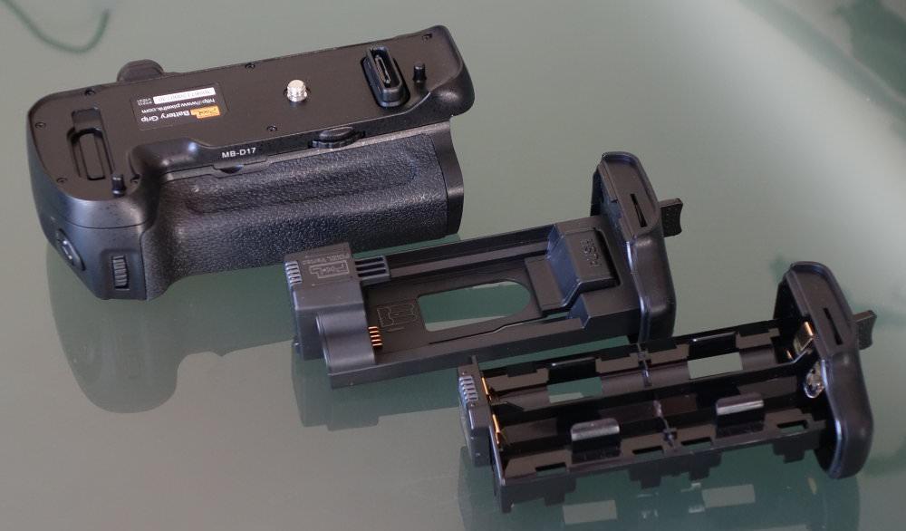 PIXEL Vertex D17 D500 Battery Grip (3)