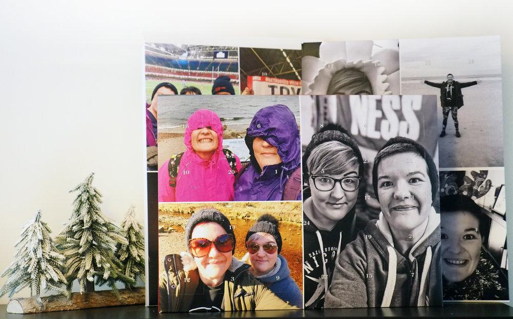 Pixum Personalised Photo Advent Calendar