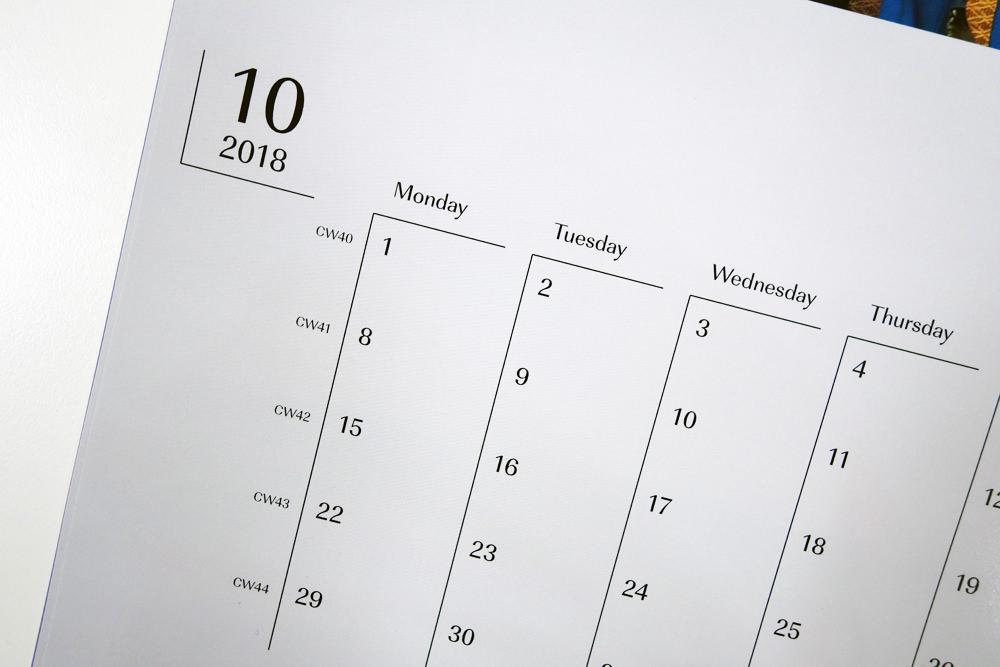 Pixum Wall Calendar