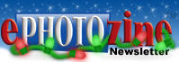 Christmas newsletter logo