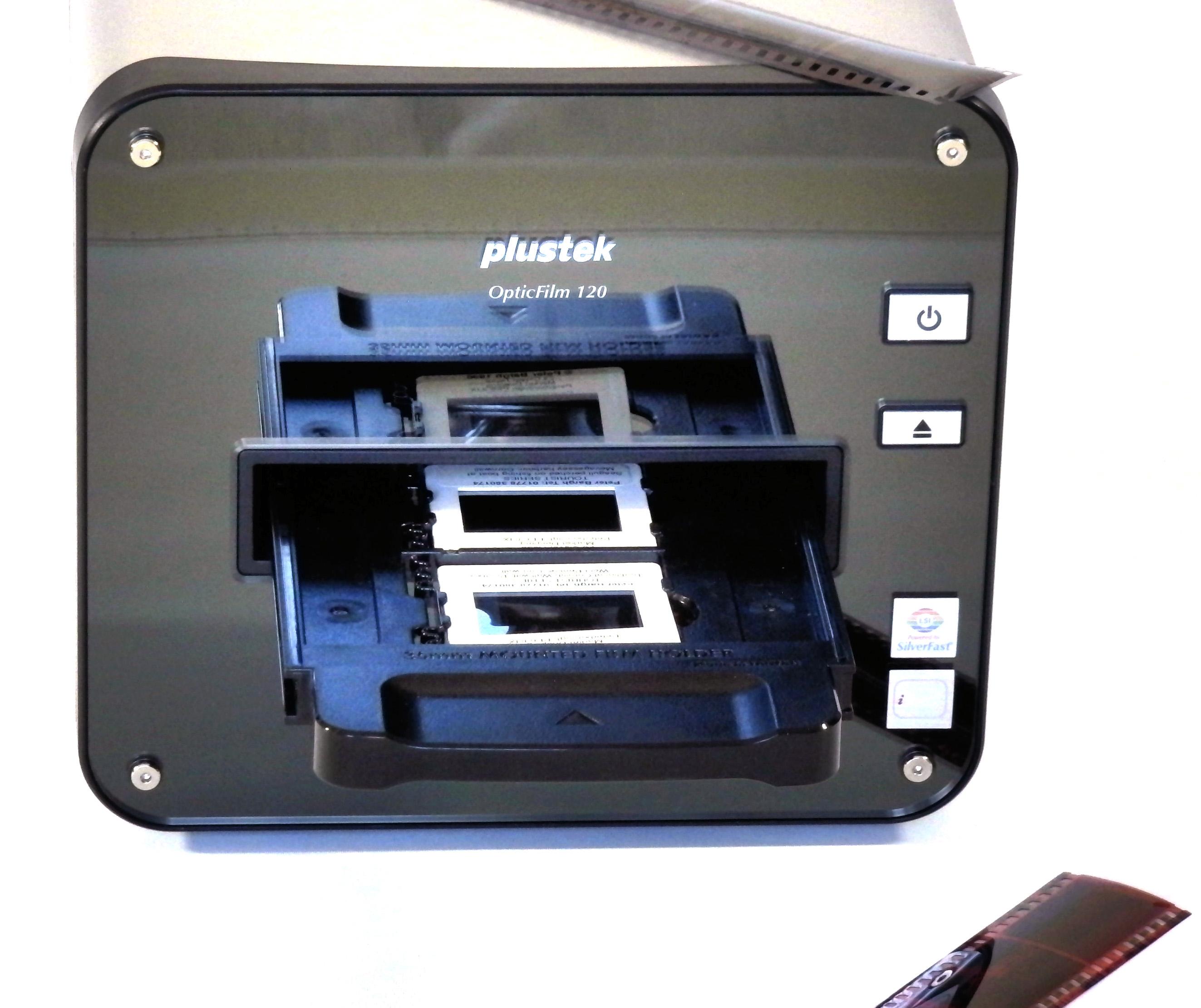 Plustek OpticFilm 120 Film Scanner Review | ePHOTOzine