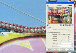 Plustek OpticScan 7600i iSRD mode