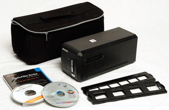Plustek OpticFilm 7600i SE bundle