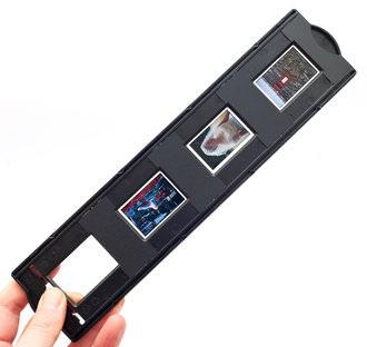 Plustek Scanner Slide Holder