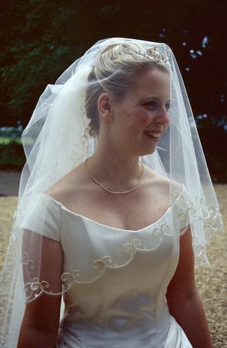 Plustek OpticFilm 8100 Wedding