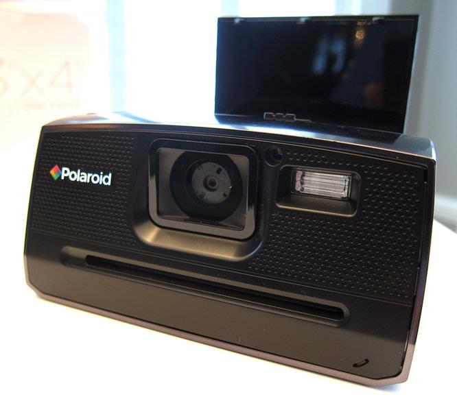 Polaroid GL340 Pop up screen