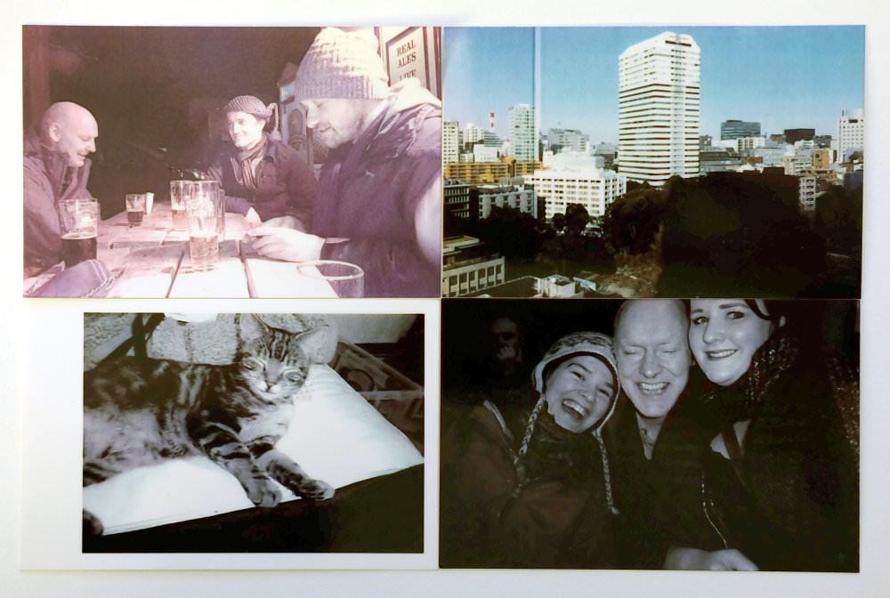 Polaroid Snap Prints