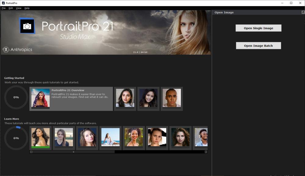 Portrait Pro Studio Max V21