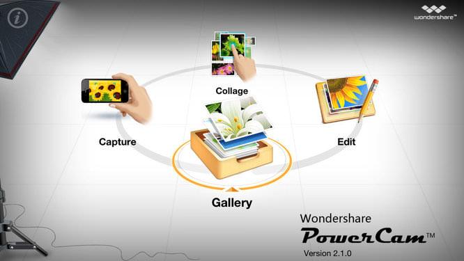PowerCam iOS App