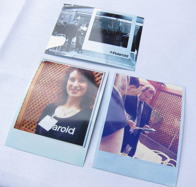 Polaroid GL340 Prints (Pre-production)