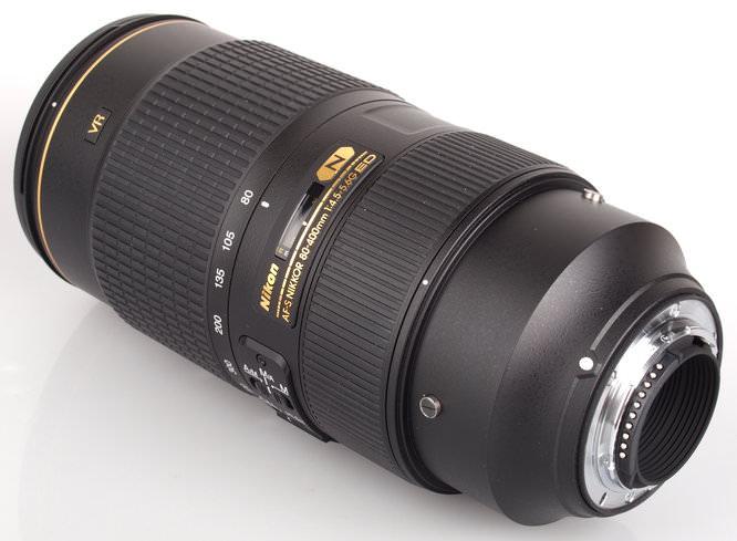 NIKKOR 80-400mm