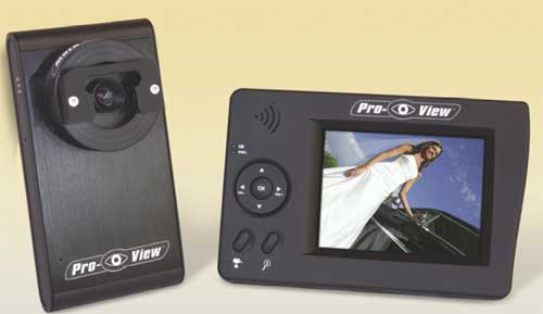 Pro-View Wireless Remote Live View