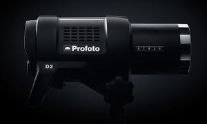 Profoto D2 World's Fastest Monolight Announced
